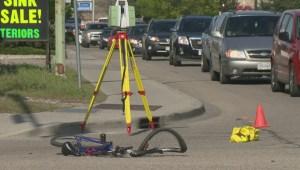 Kelowna truck driver fined for killing cyclist