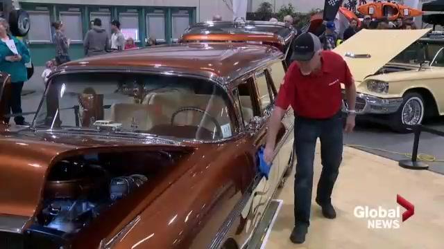 Prairieland Park Saskatoon Car Show