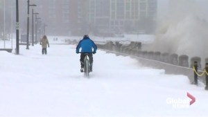 Winter storm wallops southern Ontario with penetrating cold and snowfall