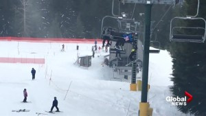 Extended: Teens help rescue boy dangling from Grouse Mountain chairlift