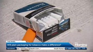 Will plain packaging on cigarettes make a difference?