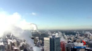 Edmonton deep freeze continues as city reaches coldest temperatures of the year