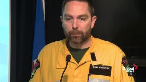 'We really do need some rain': fire prevention team says change in weather will help stop wildfire