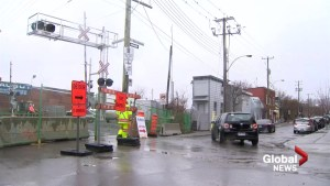 Detours cause headache for Saint-Henri residents