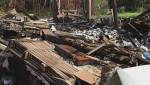 Art community unites for N.B. fire victim