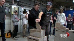 N.B. trades competition sees most female competitors ever