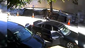 Burglary suspect runs over San Francisco police officer trying to escape