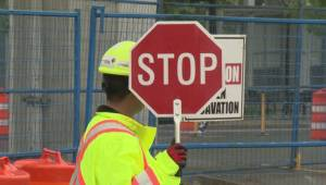 Gas line work hurts Burnaby businesses