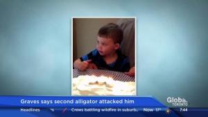 2nd alligator involved in snatching of boy at Disney resort