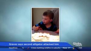 2nd alligator involved in snatching of boy at Disney resort