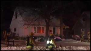 O'Connell Drive house fire in Peterborough