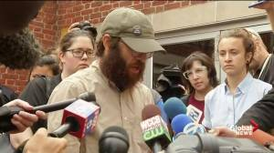 Charlottesville farmer furious over 'state-allowed terrorism'