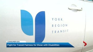 500 people with disabilities face cut in transport service because of YRT changes