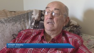 Vernon senior desperate for help