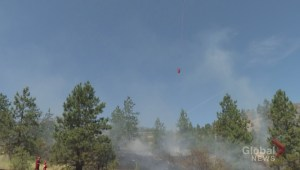 UPDATE: Fire crews getting upper hand in Kaleden fire