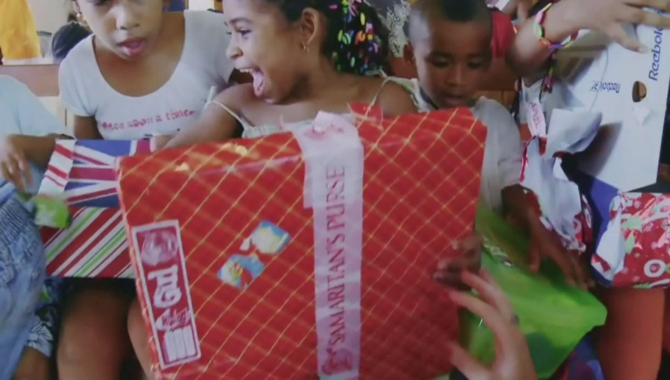 Pack a Shoebox for a Child This Christmas