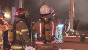 Montreal fire department primarily white, male francophones