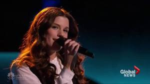 Brittany Kennell on The Voice