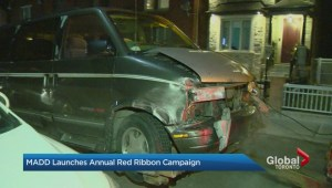 Red Ribbon Campaign underway in Toronto