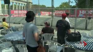 Honda Indy races into Toronto (01:43)