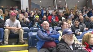 Big White Australians enjoy WHL hockey game
