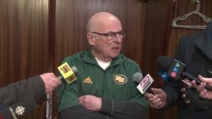 Edmonton Eskimos on handling of Bowman news