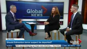 Should the Edmonton terror suspect face deportation?