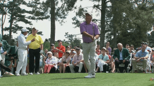 The Masters: A Masters champion's swan song