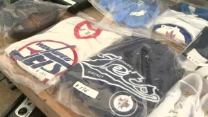 Winnipeg police auction off unclaimed items