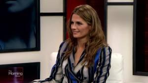 Stana Katic teases the upcoming 'Absentia' Season 2