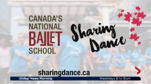Community Events: Canada's National Ballet School Sharing Dance