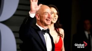 Jeff Bezos' security consultant says Saudis accessed Amazon bosses phone