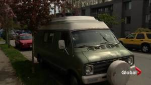 Unique 'Pickle' van listing on Airbnb points to Vancouver affordability crisis