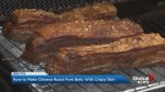 BBQ Tips: How to cook the perfect Chinese pork belly with crispy skin