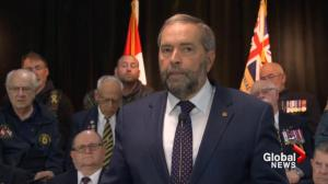 Why Mulcair wants to apologize to gay veterans kicked out of military