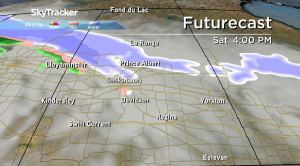 Saskatoon weather outlook: chance of flurries for final weekend of 2018
