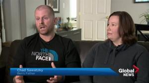 Saskatoon family crowdfunding for son's 'bucket list' after brain cancer returns