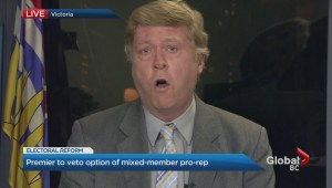 Premier's referendum comments stir debate