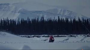 Cyclist Ben Page takes on Canada's North in around-the-world journey