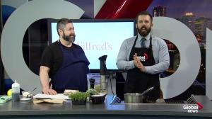 Wilfred's restaurant demonstrates immersion cooking