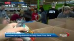 Daily Bread Food Bank in desperate need of donations