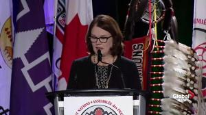 Philpott says progress has been made on Indigenous housing efforts