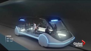Elon Musk moving ahead with underground tunnel project in LA