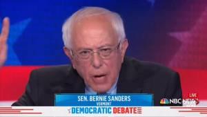 Democratic debate: Bernie Sanders praises Canadian healthcare system