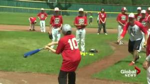 Southwest Little League hosts training camp for youth