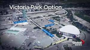 Calgary pursues 'Plan B' for new arena in Victoria Park
