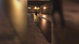 Regina's skating rink