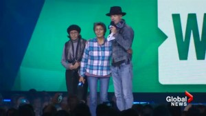 Gord Downie plays surprise concert at Halifax's We Day event