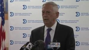 'Diplomatic track is aligning a lot of allies': Mattis on North Korea