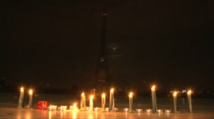 Candlelight vigil held in Paris for victims of Sri Lanka blasts